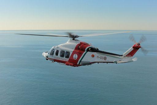 Elba evaquazione medica d'urgenza, con motovedetta ed elicottero della Guardia Costiera