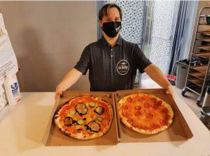 Parco del Mulino, pizze gratis a chi è in difficoltà. Al via Una Pizza per due sorrisi