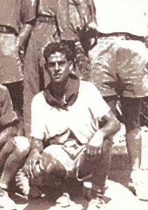 Partigiano rosignanese Carlo Mochi detto ricciolo