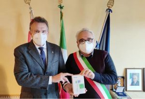 Rotary termoscanner donazione