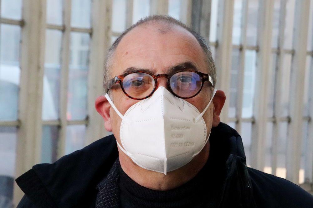 Vax day, Spartaco Sani, primario di malattie infettive dell'ospedale di Livorno
