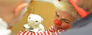 clown-terapisti associazione Ridolina