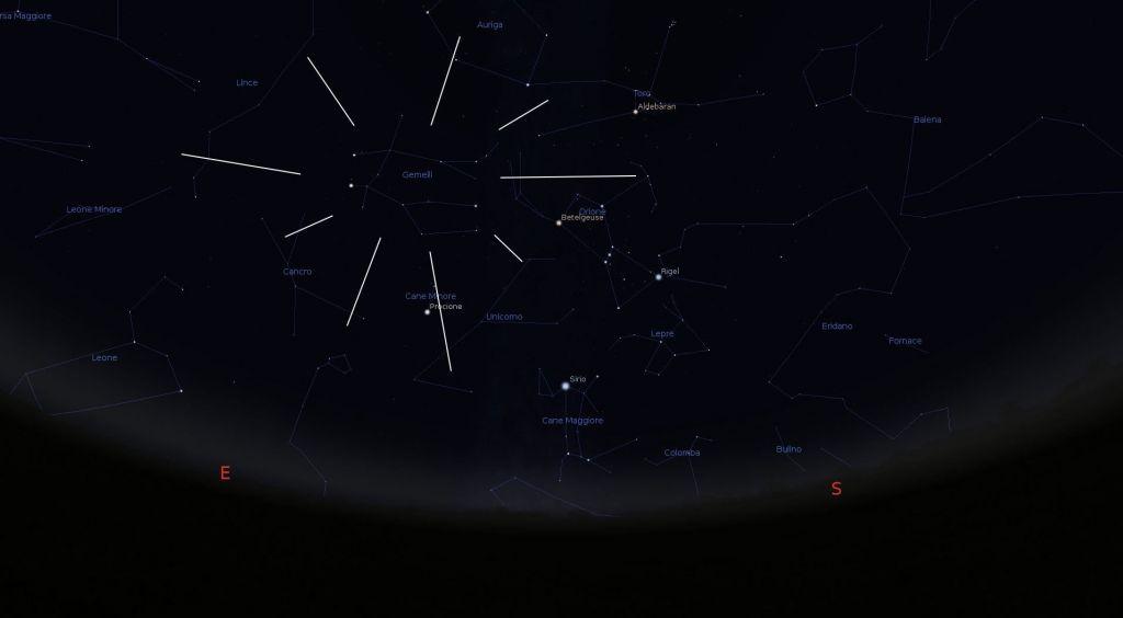 geminidi-meteore-radiante
