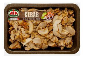 Kebab di pollo a marchio Aia