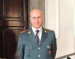 Luogotenente Spano, nuovo Comandante della Tenenza della GdF di Castiglioncello