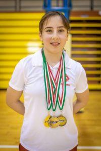 Sofia medaglie