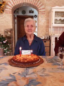 Nonna Noemi ha compiuto 101 anni