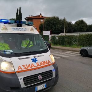 misericordia di antignano ambulanza banditella