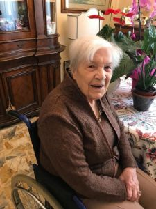 nonna Leonetta Puccini 2020