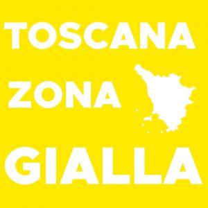 toscana zona gialla