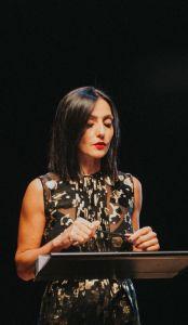Ambra Angiolini racconta Tosca. Primo appuntamento con Poker d'Opera al Goldoni