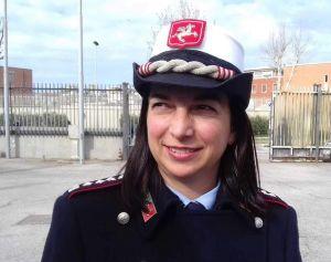 Annalisa Maritan, comandante della polizia municipale