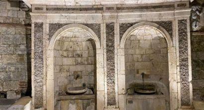 Bibbona, terminato il Restyling della Fonte di Bacco (7)