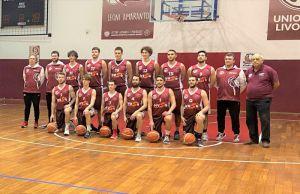 Basket Brusa Us Livorno sconfitto di misura dalla Folgore Fucecchio