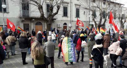 Collesalvetti, la manifestazione contro la schdatura delle coppie gay chiesta dalla Lega (10)