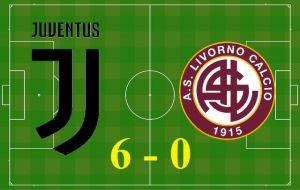 Juventus U23-Livorno per gli amaranto è Caporetto, goleada bianconera. 6-0