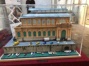 Mercato Centrale Salvetti presenta lo stand della Livorno in miniatura