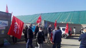 Piombino lavoratori Rimateria, sciopero e presidio per tutelare ambiente, cittadini e lavoratori