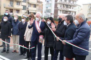 Rio Maggiore inaugurato il primo lotto di lavori
