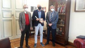 Salvetti incontra il presidente della Lega Navale italiana