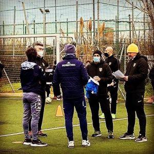 Scuola calcio Tre&23Etruria, a lezione con la Fiorentina