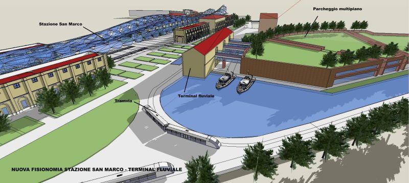 Urbanistica e mobilità Il sistema dei fossi, Il Porto Mediceo e la Bellana