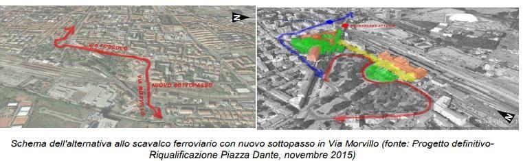 Urbanistica e mobilità Terme del Corallo, la rigenerazione dell'area