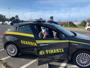 alla Guardia di Finanza di Livorno
