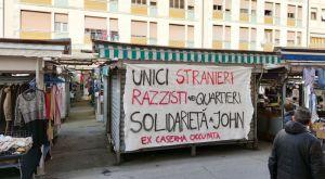 """Insulti e sputi a ragazzo nigeriano """"accusato di essere un comunista"""", ex Caserma Occupata esprime solidarietà"""