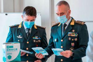 13mila mascherine donate all'ospedale