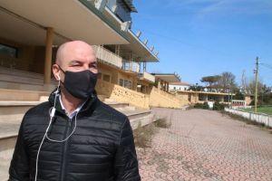 Al via gli interventi di restyling dell'Ippodromo Caprilli, le parole di Salvetti