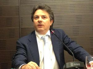 Domenico Mamone, presidente dell'Unsic