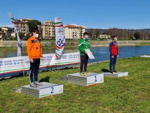 Due titoli italiani per il Canoa Club Livorno