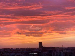 I colori del tramonto labronico negli scatti di Paolo Mura