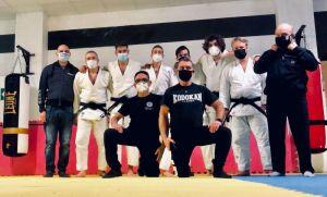 Judo, il GS VVF Kodokan Tomei ha 6 nuove cinture nere