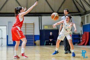 Basket femminile, la Pielle combatte per 40 minuti il Costone Siena poi alza bandiera bianca