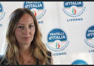 Mirta Merli Coordinatore Comunale Fratelli d' Italia Cecina