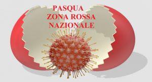 Pasqua in rosso nazionale, dentro l'uovo c'è il decreto legge Draghi