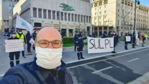 Perini Lega Il Sulpl ha inchidato Salvetti alle sue responsabilità in tema di sicurezza