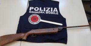 Ritrovata carabina a Coltano, era stata rubata a Stagno