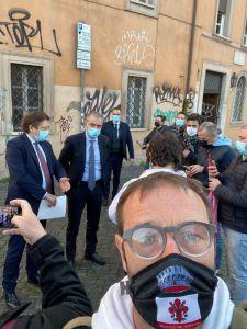 Roma, Sanna durante un incontro tra TNI Italia e rappresentanti del Governo
