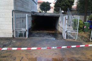 Tubo dell'acqua rotto, allagati garage in viale Mameli