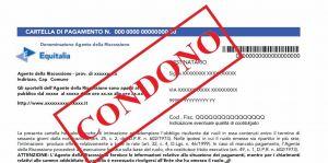 Tasse, condonate cartelle esattoriali periodo 2000-2015