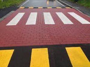sicurezza stradale, passaggio pedonale