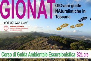 Aperte le iscrizioni al corso di formazione per guide naturalistiche del progetto GIONAT
