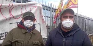 """Caso Valerio, USB: """"Non può entrare al lavoro, non riscuote e nessuna disoccupazione perchè di fatto non è licenziato"""""""