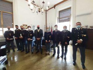 Consegnati i riconoscimenti del Capo della Polizia al personale che si è distinto in particolari operazioni di polizia