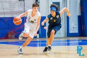 Basket giovanile, doppio passo falso per la Pielle
