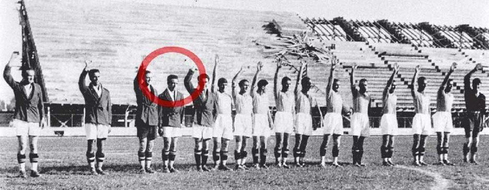 Il 25 aprile esce la figurina di Bruno Neri. Giocò anche nel Livorno il calciatore partigiano ucciso dai nazzisti