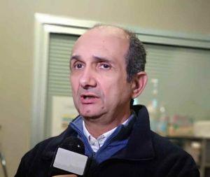 Luca Carneglia, direttore del presidio ospedaliero
